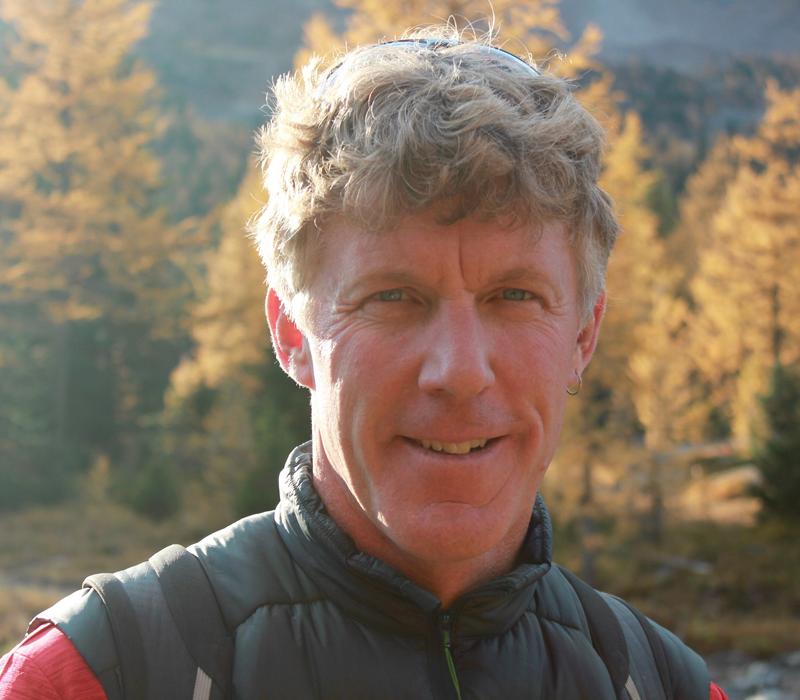 Grant Statham, ACMG/IFMGA Mountain Guide