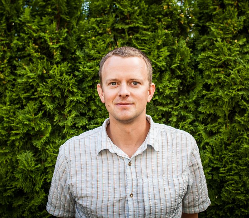 Ryan Buhler, MSc, EIT