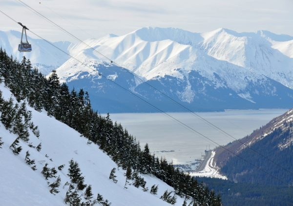 Alyeska Resort Chair 6 Replacement: Assessment of Snow Creep & Glide Loads on Towers
