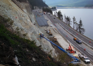 I-90 Snoqualmie Pass East Project: Snow Avalanche Risk Evaluation for a Bridge Structure