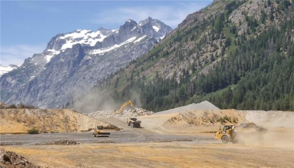 Holden Mine Remediation Project